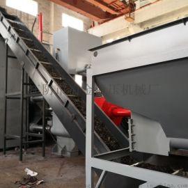 金属液压压块机 立式铁屑压块机