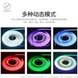 LED霓虹管RGB幻彩燈條廠家直銷