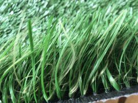 50mm包纱带茎足球场人造草坪 足球场人工草坪铺装