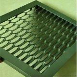 现代室内装饰新品张拉网焊框粉末喷涂装饰铝板网