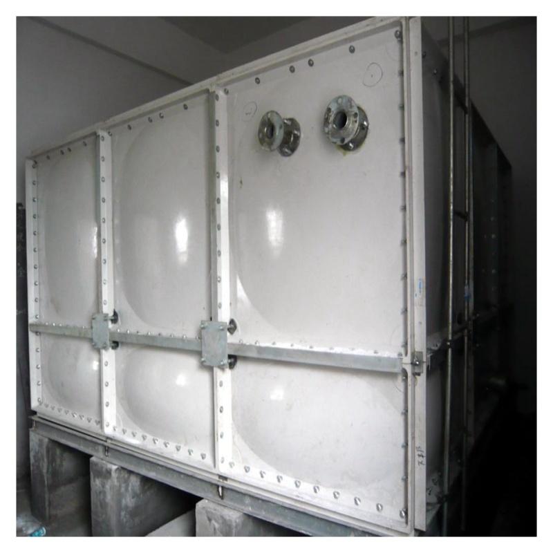 不锈钢玻璃钢水箱 消防水箱 霈凯水箱