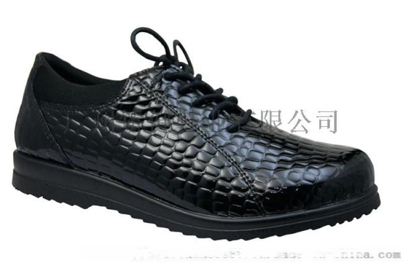 廣州女式皮鞋,真皮外貿鞋,休閒皮鞋,高端護士鞋