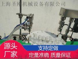 口服液灌装机济南小型自动灌装机视频