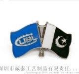 聯合國國旗徽章,國旗胸章廠,北京旗幟胸章