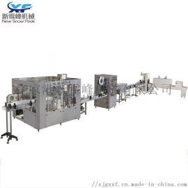 纯净水机械生产线 矿泉水生产线 三合一灌装机