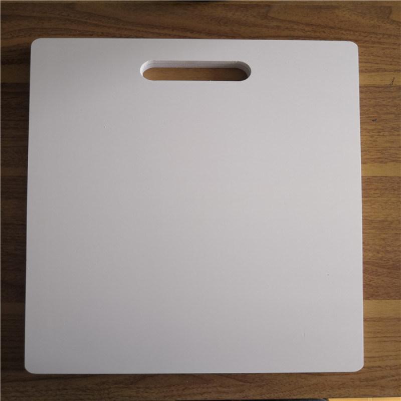 10mm涂料PVC手提板 真石漆PVC展板厂家