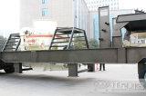 移动制砂机设备 车载流动沙机 移动一体式石子制砂机