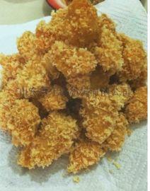 滚筒式鸡米花裹粉设备 不锈钢节能上粉机