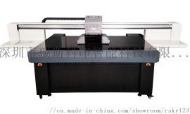 浙江竹木纤维板uv平板打印机喷绘平板打印机