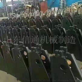 挂车悬挂系统美式机械悬挂前支架