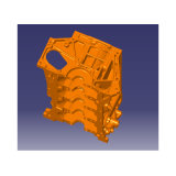 逆向建模,工件3D测绘,逆向工程服务