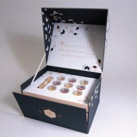 化妆品包装盒定做 护肤品包装盒   套盒