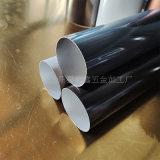 商场用排水管 铝合金雨水管圆管可安装