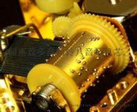 音乐机芯音乐盒