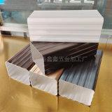 高層建築用鋁合金雨水管 山東濱州雨水管