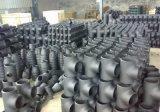 碳钢对焊管件不锈钢异径大三通镀锌三通钢衬四氟管件