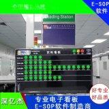 深亿杰生产线SOP作业指导书系统/通信ESOP系统