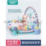 新生嬰兒抓握訓練玩具0-1歲寶寶益智早教嬰兒健身架