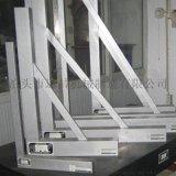 现货供应检验用镁铝合金平尺镁铝直角尺镁铝刀口尺