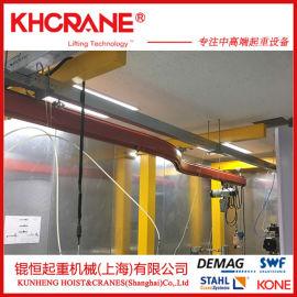 KBK轨道用配件电缆滑块手动小车集电器吊挂件端盖