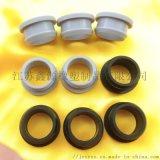 橡塑工厂专供双面护线圈 橡胶过线圈 电线保护圈