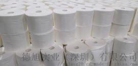 全粘胶无纺布 棉柔巾生产厂家 50g医用水刺无纺布