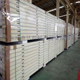 如何选择冷库板 聚氨酯冷库保温板 保温板厂家