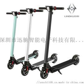 厂家直销6寸电动滑板车漂移车折叠便携迷型你代步车