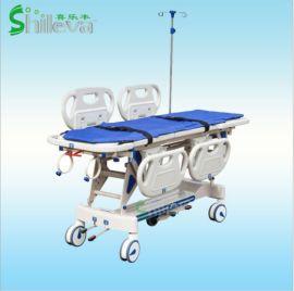 手动升降平车,胃镜检查床 ,多功能抢救床