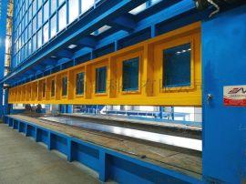 钢管方管圆管镀锌设备镀锌厂专用