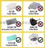 廠家專業生產活性炭口罩 防護防毒