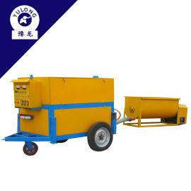 河北轻钢别墅水泥发泡机使用说明 水泥发泡机原理图解