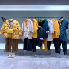 杰西•皮草派克服新款冬装/品牌库存直播货源