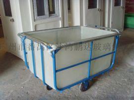 漂染专用装布桶 漂染推布车 洗水厂装布车