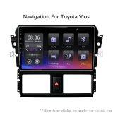 车载GPS导航适用于丰田威驰