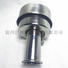 温州现货304呼吸阀/不锈钢呼吸器/焊接 快装