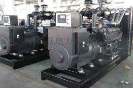 100kw上柴柴油发电机静音防雨型