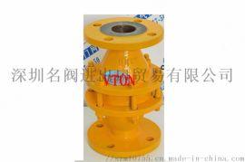 石油石化项目用进口管道阻火器