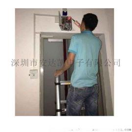 江西测温门禁设备 访客体温检测验证测温门禁