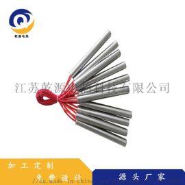 乾源电热专业生产加热管 单头加热管 耐高温耐腐蚀