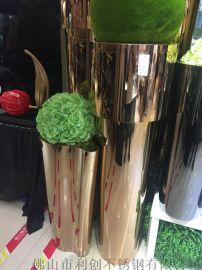 市政园林景观花盆摆景花盆造型雕塑