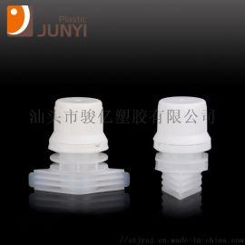 15mmPE吸嘴管盖洗手液消毒液洗发水自立袋