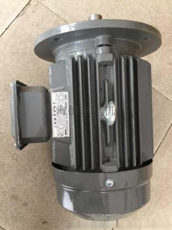 德東高效電機  ye2-90l-4  1.5KW