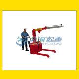 Hydrobull底盘电动液压小吊车,并行底盘电动型工业起重机