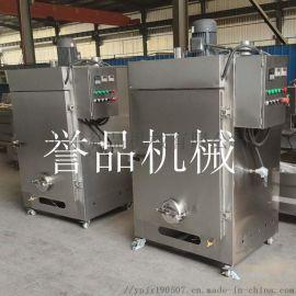 供用乳鸡糖熏炉-全自动不锈钢电加热荷叶烤鸡糖熏箱