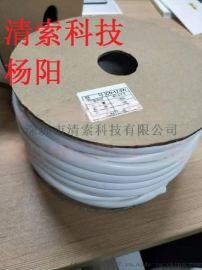 PVC空白套管线缆标识管内齿梅花管0.5-6.0