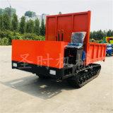 直銷工程建材多功能搬運車圖片全地形小型履帶式運輸車