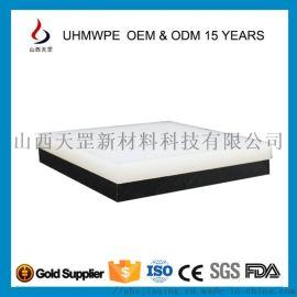 超高聚乙烯耐磨桥墩垫板|天罡尼龙耐低温冲击铺路板