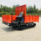 工程山地履帶翻鬥自卸車報價 全地形小型履帶式運輸車