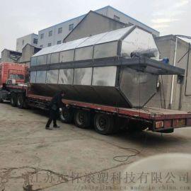 远怀渔船生产设备保温箱 滚塑渔船 塑料船